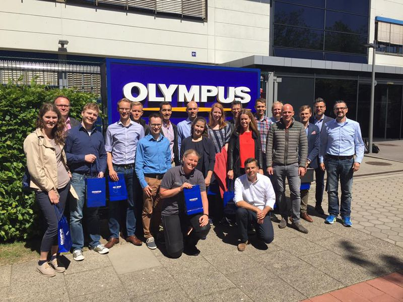 AlumniOnSite | Olympus Surgical Technologies